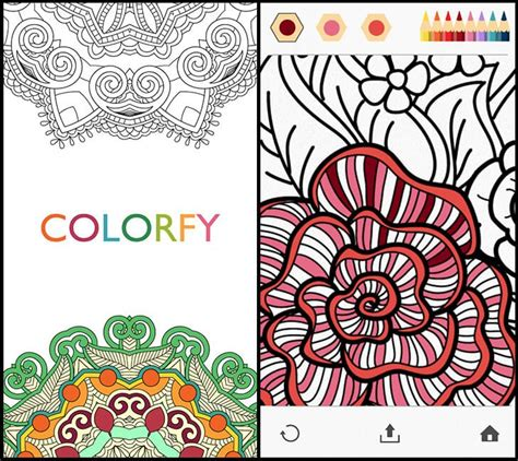 The Best Adult Coloring Apps Dream A Little Bigger Free Coloring Apps