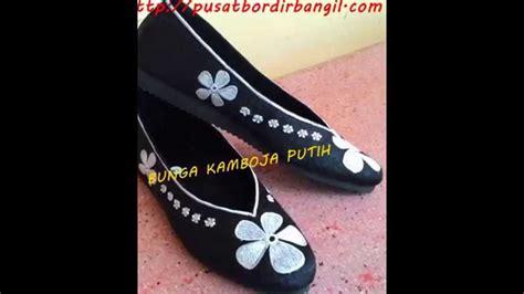Sepatu Bordir Purwokerto sepatu bordir bangil 081937043584 sepatu murah wanita