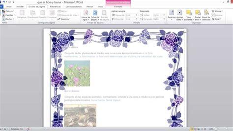 programas para decorar hojas word como hacer bordes de pagina personalizados en word 2010