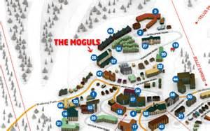 big white canada map location the moguls at big white ski resort condo
