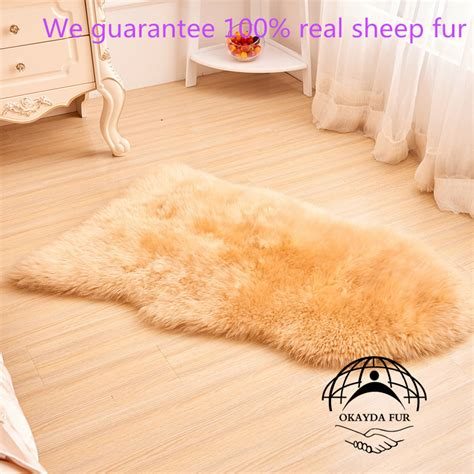 real sheepskin rug non dyed fur sheepskin rug real sheepskin rug single pelt large white ivory genuine