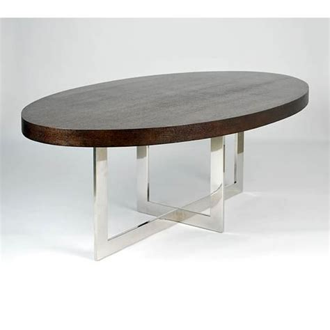 modern oval dining table modern oval coffee table woodworking projects plans