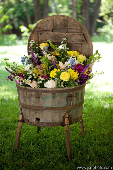 Barrel With Planter by Wildly Whimsical Barrel Planter Ideas Garden Club