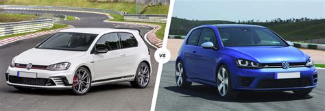 Volkswagen Gti Vs Golf by Vw Golf Gti Clubsport S Vs Golf R Comparison Carwow