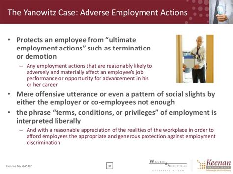 pattern jury instructions employment discrimination webinar employment practices liability avoiding