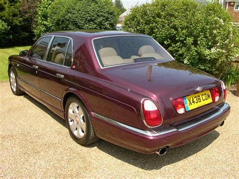 bentley arnage red label bentley arnage red label image 109