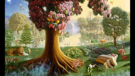 gardens  bible eden garden gethsemane golgotha