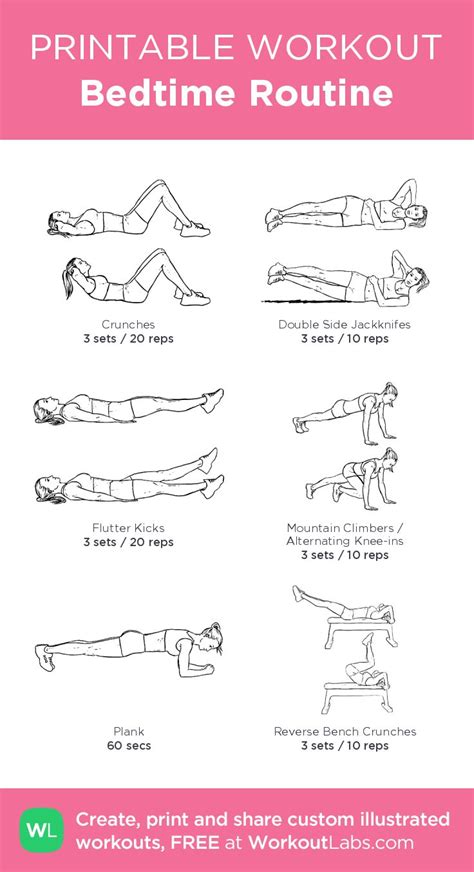 Is It To Workout Before Bed by Best 25 Bedtime Workout Ideas On Exercise