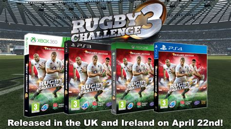 rugby challenge 3 gameplay trailer invision community