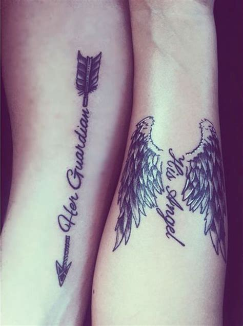 couple tattoos that complete each other 30 ideas couples and artwork
