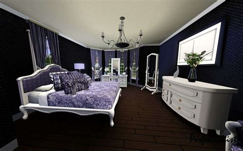Black White And Purple Bedroom | check out the designs of the white black and purple bedrooms