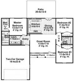 House Plans For 1200 Square Feet Small House Plans 1200 Square Feet