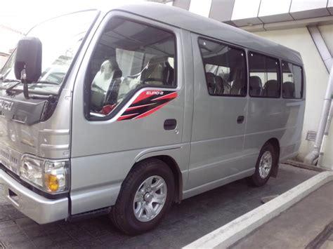 Jual Timbangan Duduk Banjarmasin jual isuzu microbus 16 kursi silver th 2017 ac blower mobilbekas
