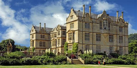 English Tudor Homes by Montacute House
