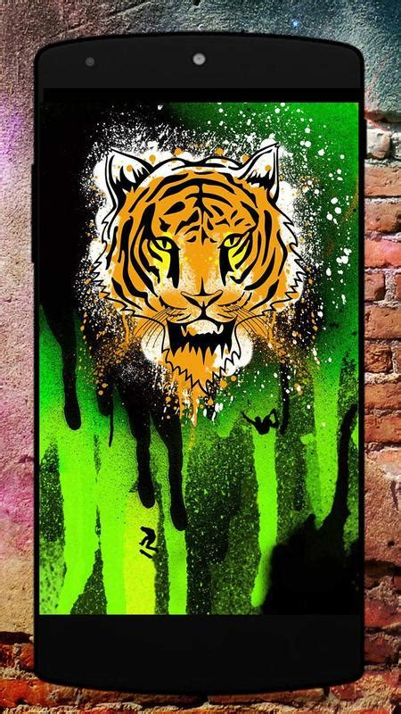 graffiti neon wallpapers  android apk