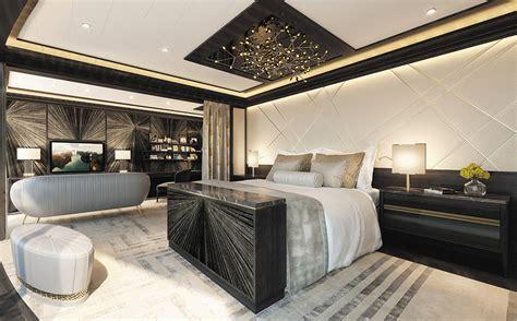 tillberg designs largest luxury suite  sea