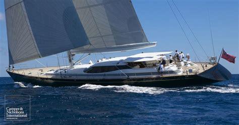 sailing yacht zalmon alloy yachts yacht harbour - Yacht Zalmon