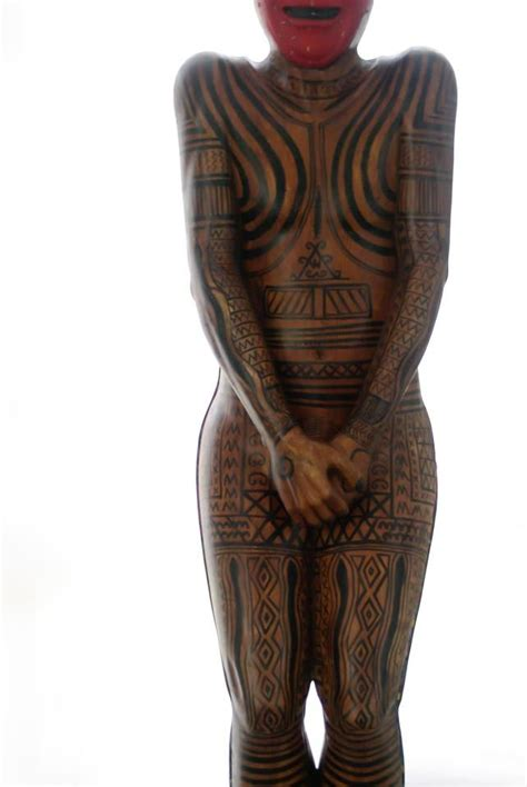 tribal tattoo kalinga igorot cordillera home arts crafts