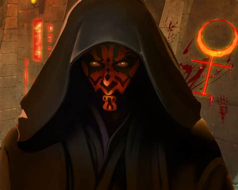 Starwars Darth Maul Wallpaper Wednesday Dadsbigplan