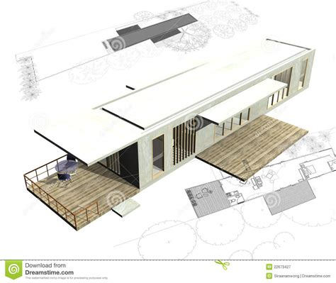 Architectural Design Construction Home Builders Housing Architecture Plans With 3d Building Stock