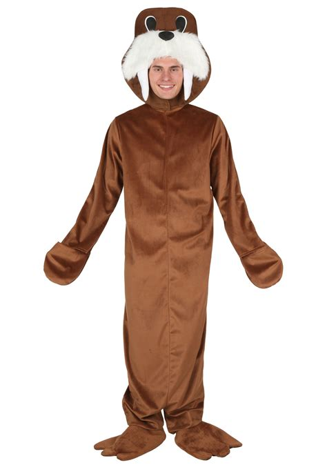 for adults walrus costume