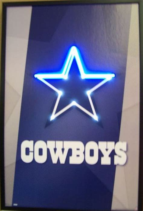 nfl dallas cowboys 8 foot slate pool table