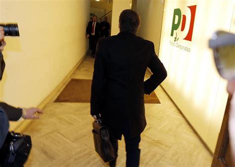 sede pd a roma legge elettorale renzi quot con berlusconi sintonia su