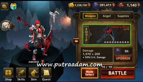 blade apk offline blade warrior v1 4 2 mod apk data unlimited gold souls terbaru apk