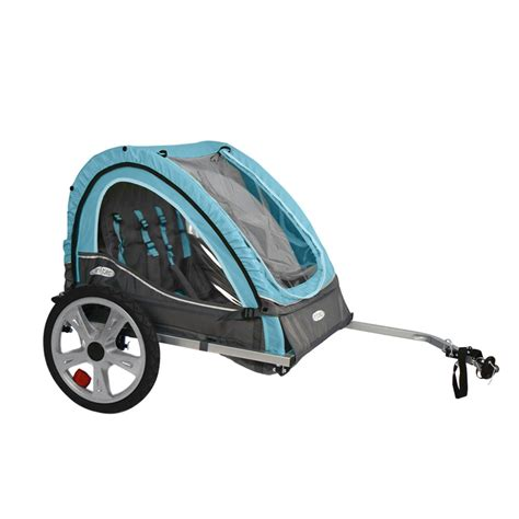 bicycle trailer 2017 review of instep take 2 bike trailer