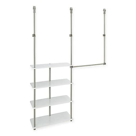 closetmaid 174 4 shelf closet maximizer bed bath beyond