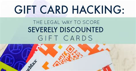 Where To Buy Gift Cards Cheap - gift card hacking where to buy gift cards at a huge discount