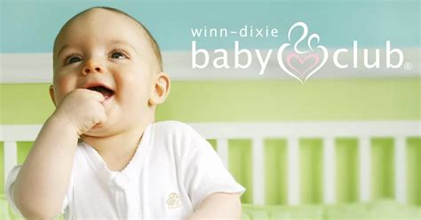 Winn Dixie Sweepstakes 2017 - perks and freebies from the winn dixie baby club familysavings