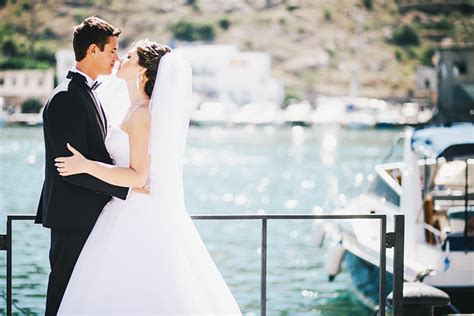 Yacht Wedding by Boat Wedding Dresses