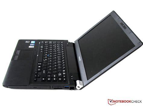 review toshiba tecra   notebook notebookchecknet
