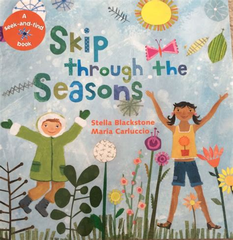 a vet through the seasons books skip through the seasons book barefoot books from sort