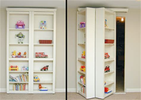 How To Hide A Closet Door Room Closet This Is So Cool Better Than The Bifold Doors We And More Storage