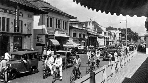Foto Pigura Bandung Tempo Dulu Savoy Homan Hotel Jl Asia Afrika bandung tempo doeloe jl braga yoshiewafa