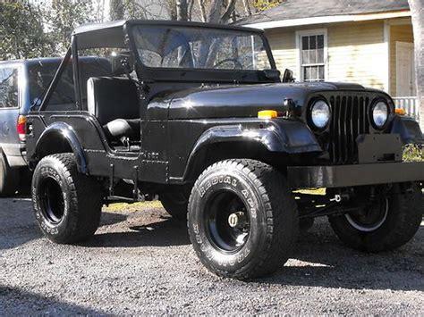 Used Jeeps Columbia Sc Buy Used 1973 Jeep Cj5 In Columbia South Carolina United