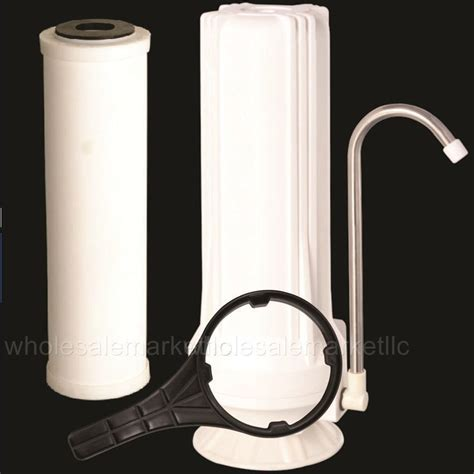 Countertop Water Filter by Countertop Ceramic Water Filter Home Purifier With