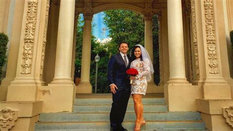Lorena Gonzalez and Nathan Fletcher wed in San Diego   The