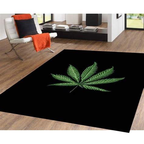 marijuana rug 5 x8 area rug leaf marijuana plant carpet design area rug dope design