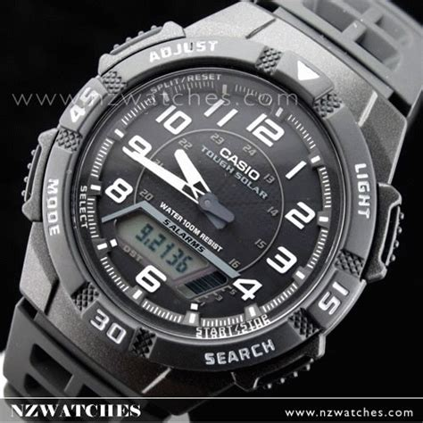 Jam Casio Original Aq S800w 1ev jual aq s800w 1bv casio original snap shop