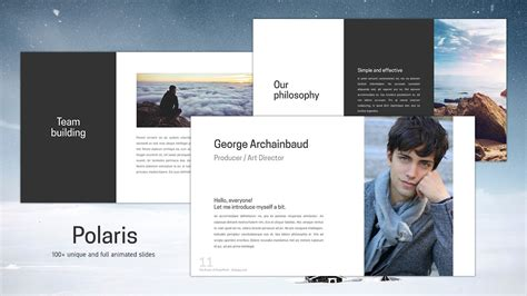 powerpoint templates for youtube polaris free powerpoint template youtube