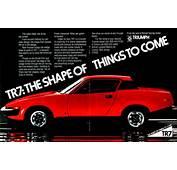 Triumph TR7 1975 1981&gt