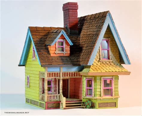 printable house from up up dollhouse by artmik on deviantart