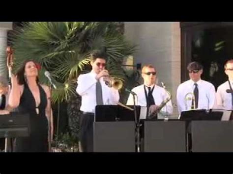 swing music los angeles los angeles swing big band squeeze me wedding jazz band