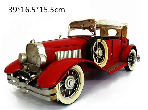 Handmade Cars - 1 classic antique miniature model cars handmade