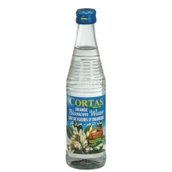 eau de fleur d oranger cuisine eau de fleurs d oranger