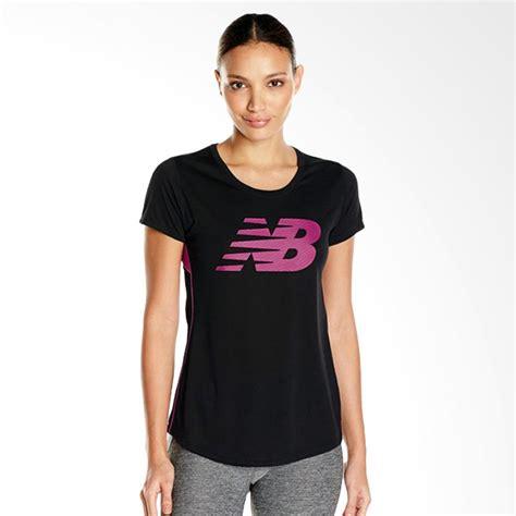 Tshirt Baju New Balance jual new balance accelerate sleeve kaso olahraga