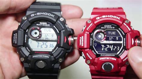 Casio G Shock Gw 9400rd 4 casio gshock rangeman gw 9400 1 vs gw 900rd 4 compare